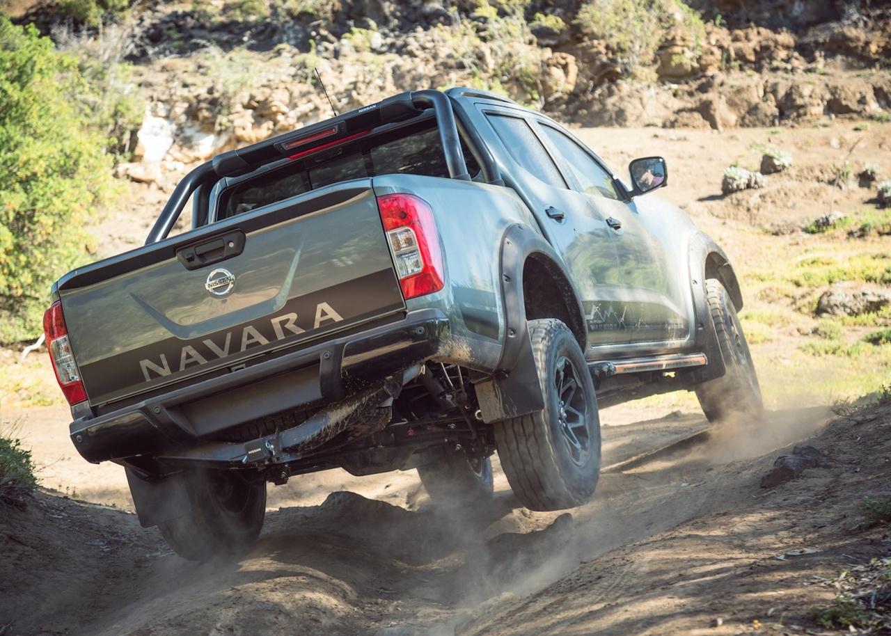 Nissan Frontier Ganha Versao Off Road Extrema N Trek Warrior Carros Ms